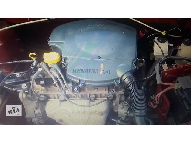 купить бу Б/у двигатель для легкового авто Renault Logan в Ровно
