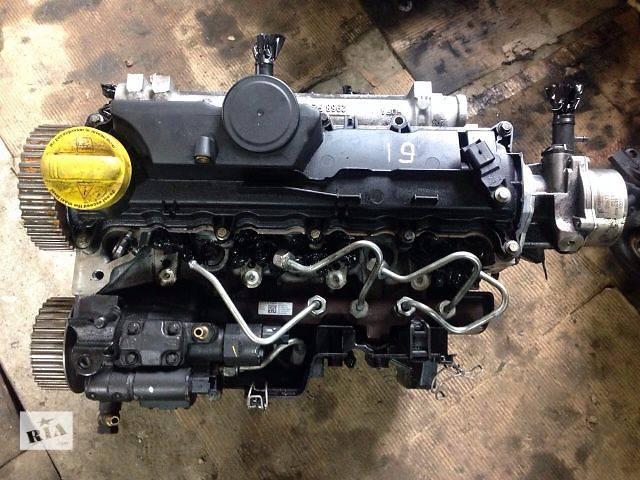Б/у двигатель (Siemens) для легкового авто Renault Megane 1.5 78 кВт- объявление о продаже  в Ковеле
