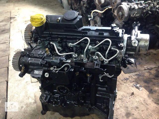 купить бу Б/у двигатель (Siemens) для легкового авто Renault Megane 1.5 78 кВт в Ковеле