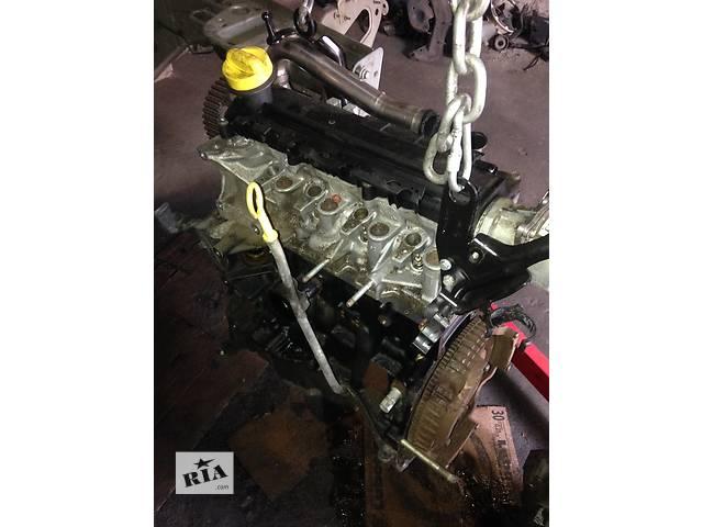 Б/у двигатель для легкового авто Renault Megane II EURO 3- объявление о продаже  в Луцке