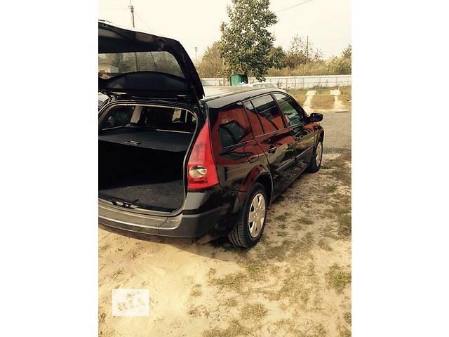 бу Б/у двигатель для легкового авто Renault Megane II  в Костополе