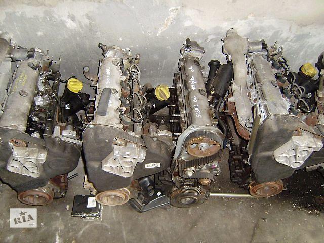 Б/у двигатель для легкового авто Renault Trafic 2002-15 1.9 2.0 2.5 cdti- объявление о продаже  в Луцке