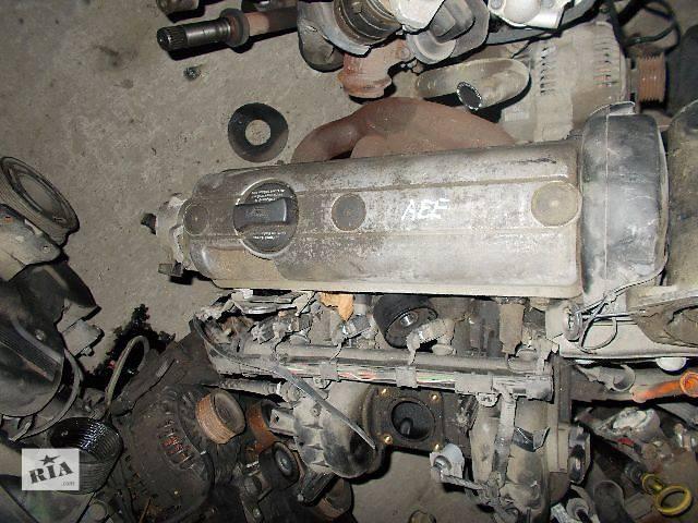 продам Б/у Двигатель Seat Leon 1,6 бензин 8V № AEE бу в Стрые