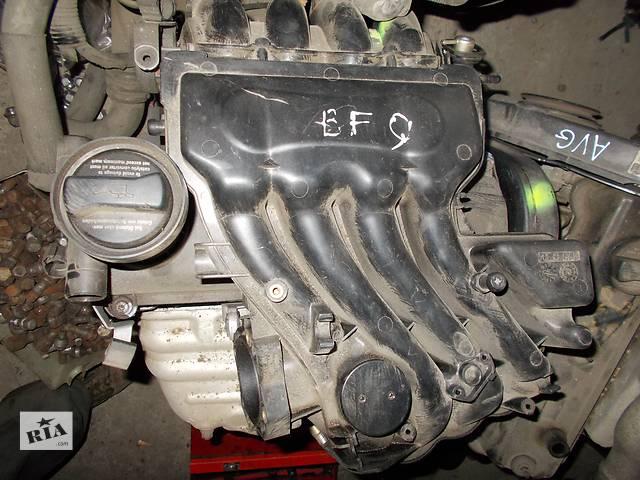 купить бу Б/у Двигатель Skoda Octavia 1.6 бензин 8V № BFQ в Стрые