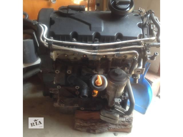 бу Б/у двигатель для легкового авто Skoda Octavia A5 в Львове