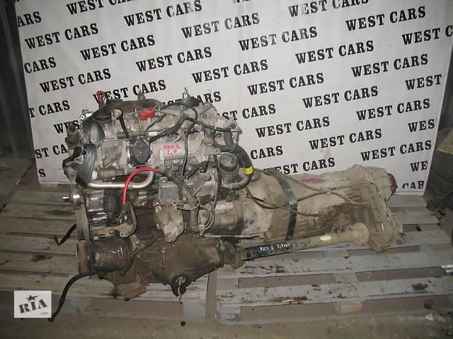 бу Б/у двигатель для легкового авто SsangYong Rexton II 2.7 разборка в Луцке