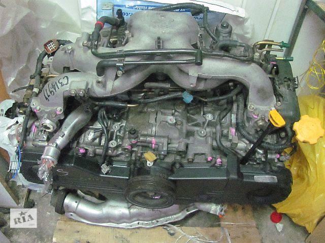 продам Б/у двигатель для легкового авто Subaru Legacy-Forester бу в Львове