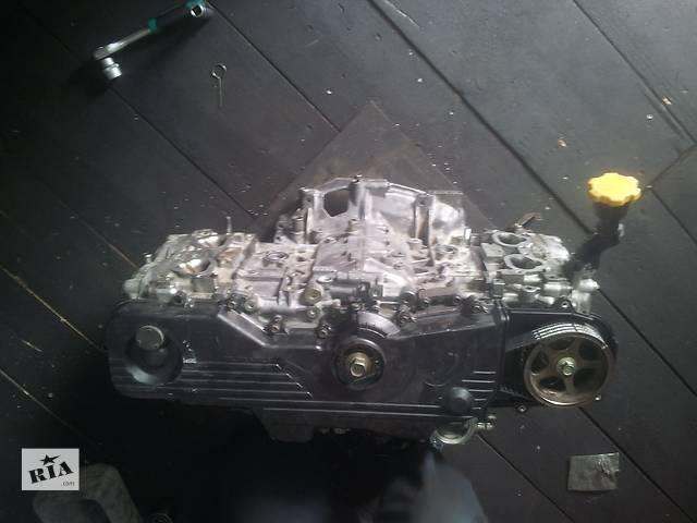 купить бу Б/у двигатель для легкового авто Subaru в Киеве