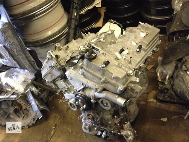 бу Б/у двигатель для легкового авто Toyota Camry 3.5 в Киеве