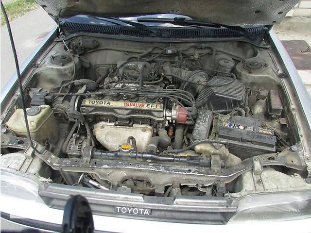 продам Б/у двигатель для легкового авто Toyota Corolla бу в Украинке