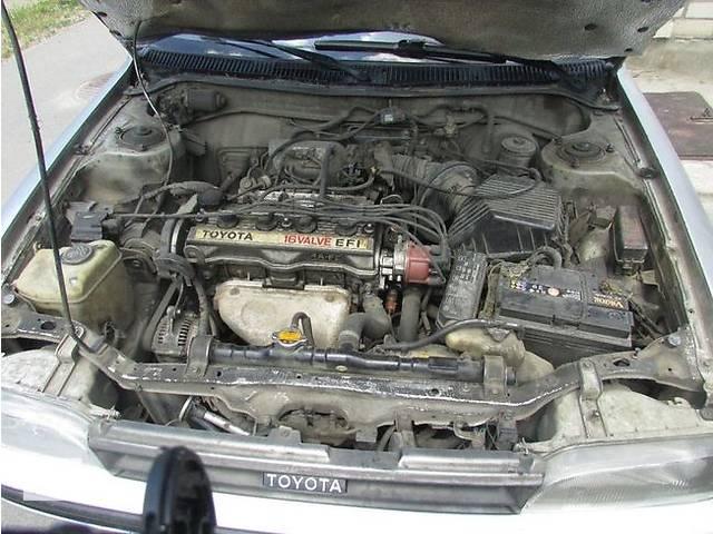 бу Б/у двигатель для легкового авто Toyota Corolla в Одессе