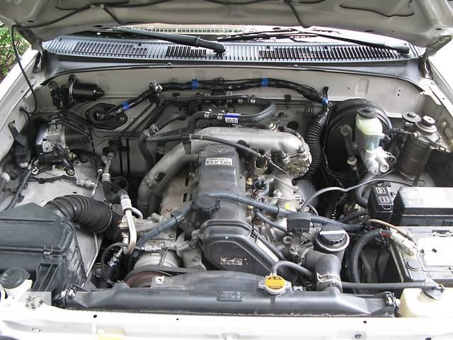 продам Б/у двигатель для легкового авто Toyota Land Cruiser 90 бу в Луцке