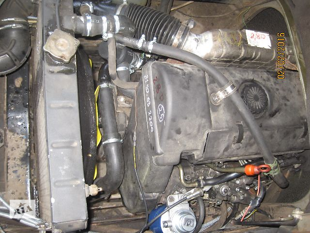 продам Б/у двигатель для легкового авто УАЗ скорая помощь-пассажир. бу в Изюме
