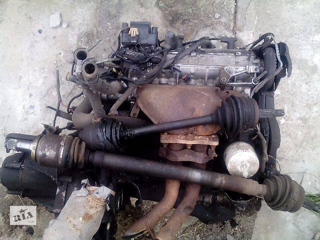 бу Б/у двигатель для легкового авто ВАЗ 2110 2004г.  1.5  16клапан в Киеве