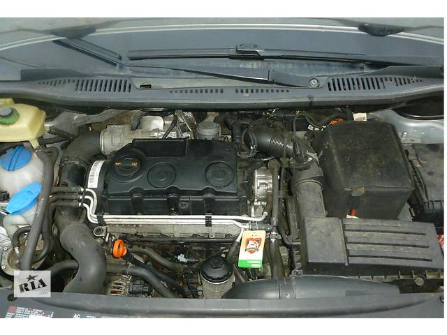 продам Б/у двигатель для легкового авто Volkswagen Caddy 1,9 2,0  бу в Яворове