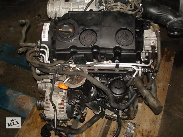 бу Б/у двигатель для легкового авто Volkswagen Caddy 1.9tdi BLS в Киеве