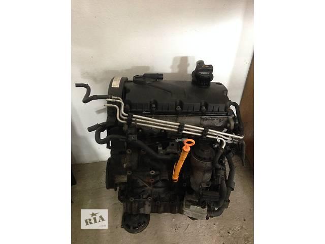 бу Б/у двигатель для легкового авто Volkswagen Caddy 2.0 в Луцке