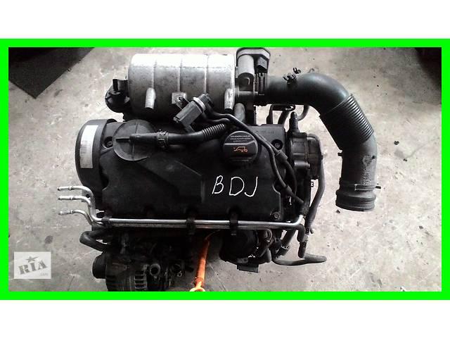 купить бу Б/у двигатель для легкового авто Volkswagen Caddy BDJ , 2.0 SDI, ГАРАНТИЯ в Яворове