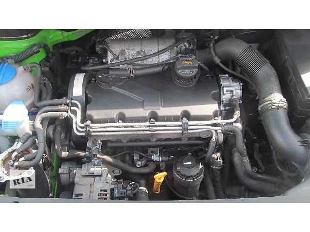 продам Б/у двигатель для легкового авто Volkswagen Caddy бу в Яворове