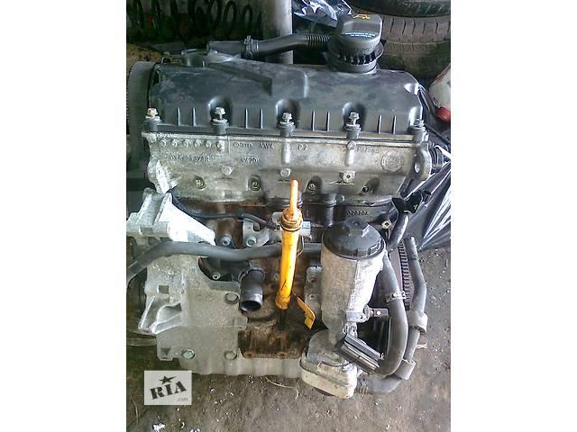 бу Б/у двигатель для легкового авто Volkswagen Caddy в Ровно