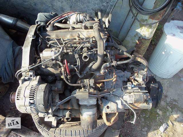Б/у двигатель для легкового авто Volkswagen Caddy- объявление о продаже  в Ковеле