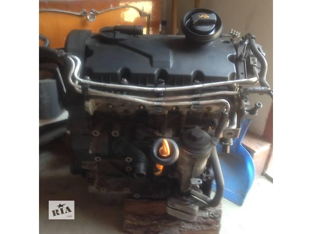 купить бу Б/у двигатель для легкового авто Volkswagen Caddy в Львове
