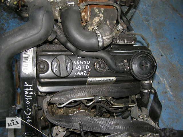 бу Б/у двигатель для легкового авто Volkswagen Golf III1,9тд AAZ в Луцке