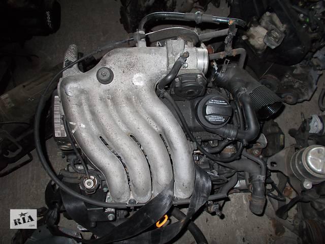 бу Б/у Двигатель Volkswagen Golf IV 2.0 бензин 8V № APK в Стрые