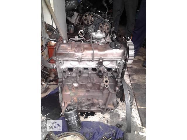 продам Б/у двигатель для легкового авто Volkswagen Golf (passat. T-2) 1.6TD бу в Ковеле