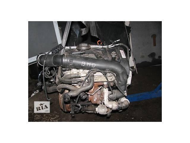 купить бу Двигатель 2.0TDI BKD 103KW Volkswagen Golf 5 , Jetta , Skoda Octavia 03-11 в Киеве