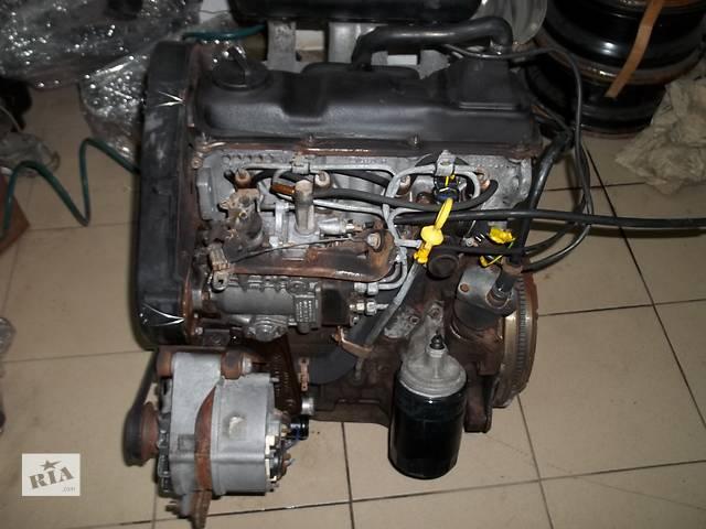 продам Б/у двигатель для легкового авто Volkswagen Golf бу в Радивилове