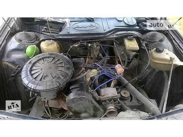 бу Б/у двигатель для легкового авто Volkswagen Passat B2 в Львове