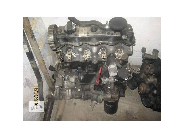 продам Б/у двигатель для легкового авто Volkswagen Passat B3 1.9TDI бу в Ковеле