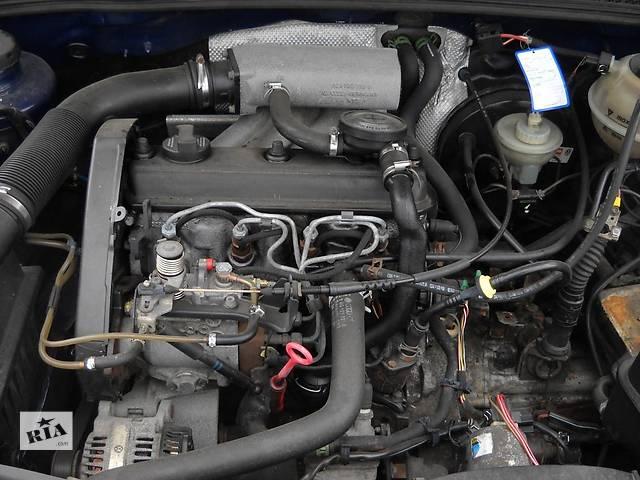 бу Б/у двигатель для легкового авто Volkswagen Passat B3 1,9д в Луцке