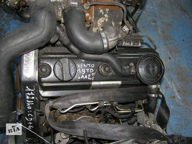 продам Б/у двигатель для легкового авто Volkswagen Passat B3 1,9тд-1,9д бу в Луцке