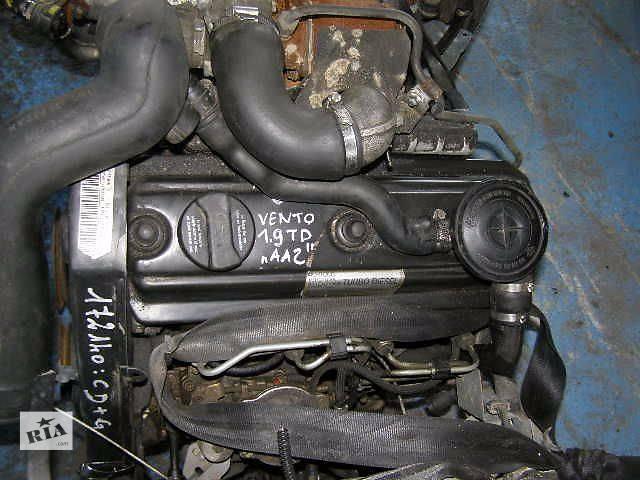 продам Б/у двигатель для легкового авто Volkswagen Passat B31,9тд AAZ бу в Луцке