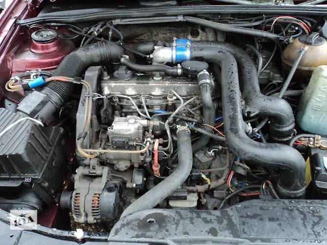продам Б/у двигатель для легкового авто Volkswagen Passat B4. 1.9тди бу в Шацке