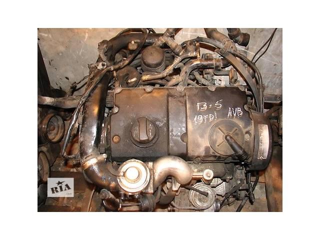 продам Б/у двигатель для легкового авто Volkswagen Passat B5 бу в Киеве