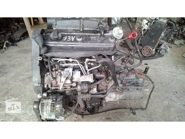 продам Б/у двигатель для легкового авто Volkswagen Polo, 1.9 , AEF бу в Яворове (Львовской обл.)