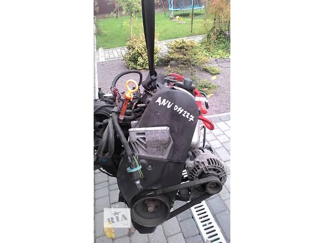 бу Б/у двигатель для легкового авто Volkswagen Polo, ANV, ANW, AUB в Львове
