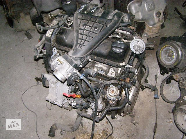 бу Б/у двигатель для легкового авто Volkswagen Sharan 1.9TDi  состояние отличное в Новой Каховке