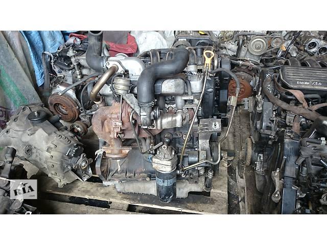продам Б/у двигатель для легкового авто Volkswagen T4 2.5td (Transporter) бу в Львове