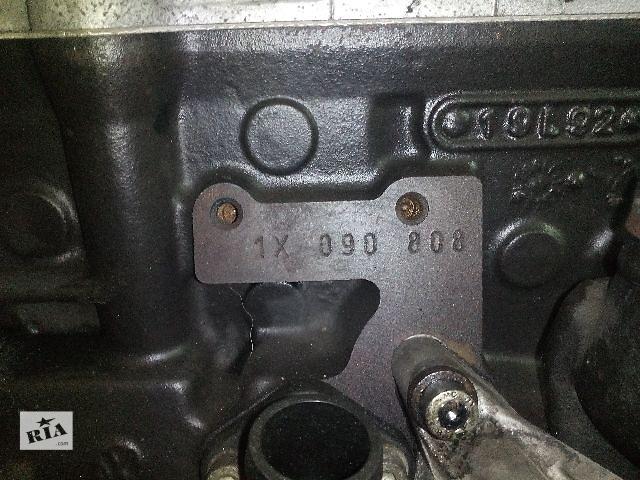 купить бу Б/у двигатель для легкового авто Volkswagen T4 (Transporter) 1.9D ( 1X ) в Ковеле