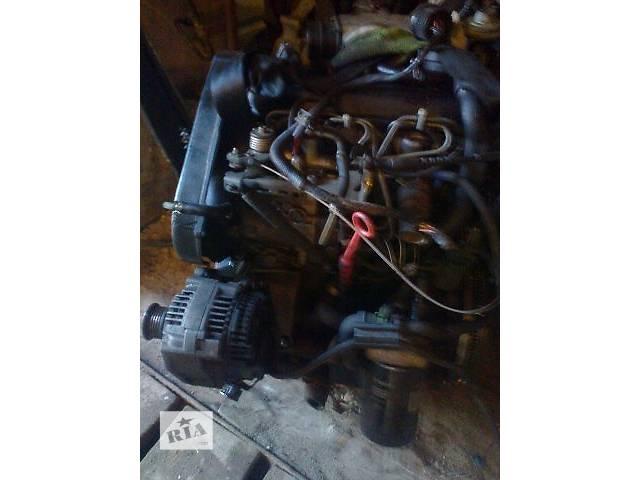 бу Б/у двигатель для легкового авто Volkswagen T4 (Transporter) 1998 в Ровно