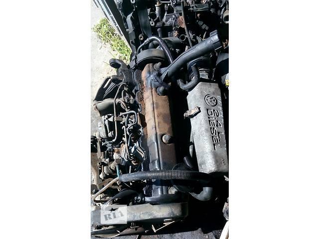 купить бу Б/у двигатель для легкового авто Volkswagen T4 (Transporter) 2,4д в Луцке