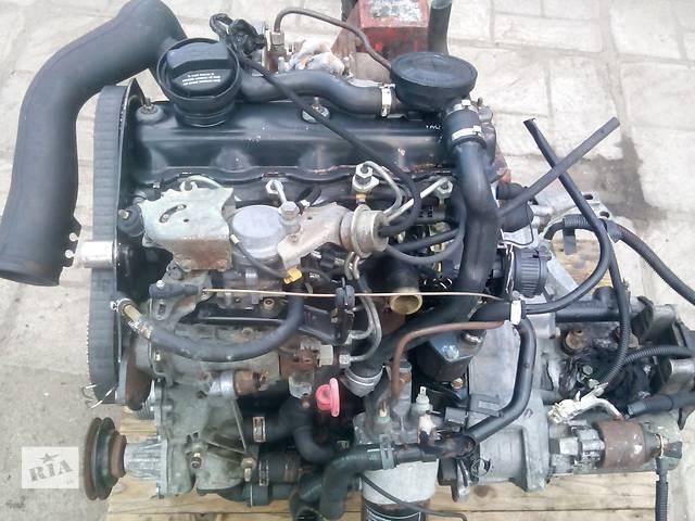 продам Б/у двигатель для легкового авто Volkswagen T4 (Transporter) бу в Львове
