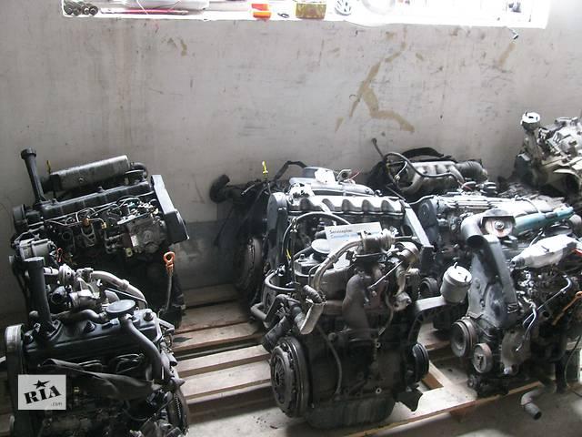 купить бу Б/у двигатель для легкового авто Volkswagen T4 (Transporter) в Яворове (Львовской обл.)