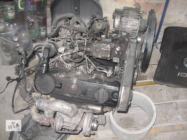 продам Б/у двигатель для легкового авто Volkswagen T4 (Transporter) бу в Овруче