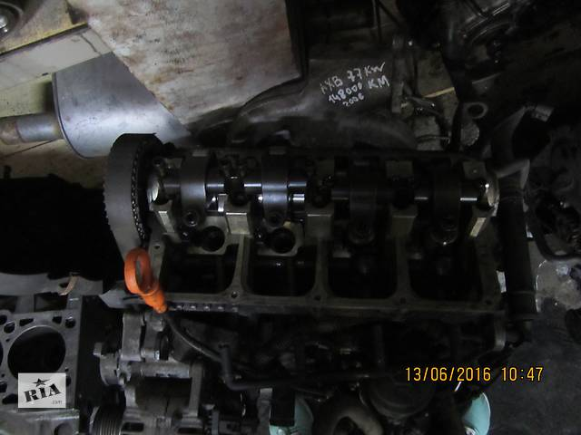 бу Б/у двигатель для легкового авто Volkswagen T5 (Transporter) 1.9 AXB 77Kw в Львове