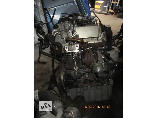 продам Б/у двигатель для легкового авто Volkswagen T5 (Transporter) 2.0 CAA бу в Львове